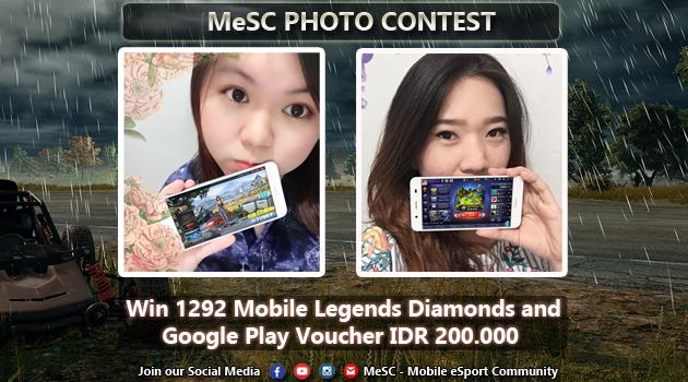 MeSC Bagi-bagi Diamonds Gratis lewat Photo Contest