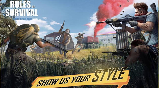 Tips dan Trick Rules of Survival : Mengenal Jenis Rifle dan Granat