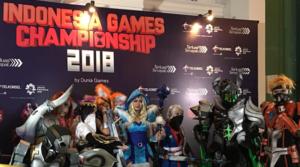 Telkomsel Gelar Indonesia Games Championship 2018 berhadiah 600 Juta Rupiah