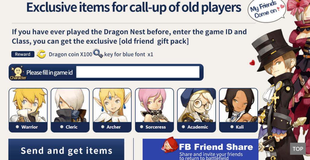 Ini dia Tips dan Trick Menyelesaikan Pre-Login Dragon Nest Mobile 2018