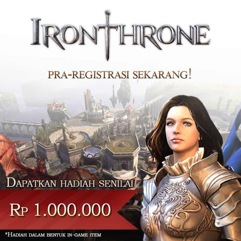 Iron Throne Siap Bawa Pengalaman Terbaik Game Real Time Strategy