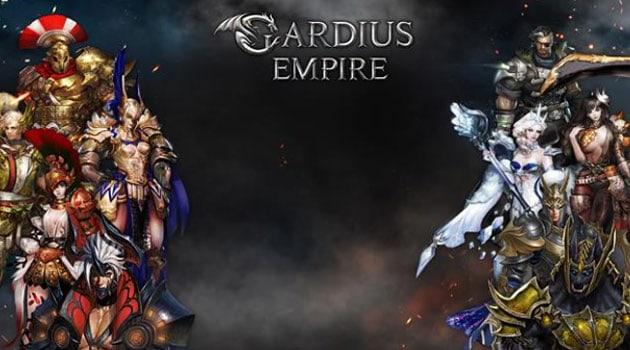 Gardius Empire – RPG baru penuh taktik dari GAMEVIL resmi dirilis!