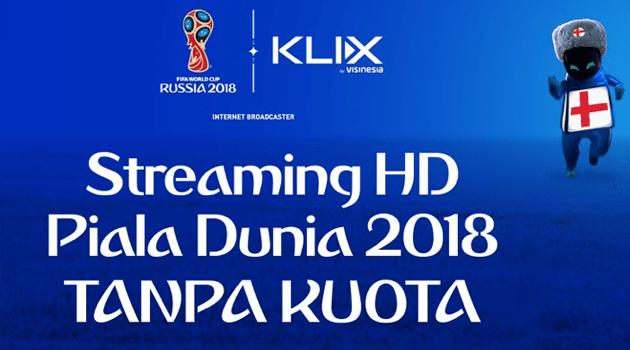 Download Dua Aplikasi Resmi Nonton Live Streaming Piala Dunia 2018 di Android