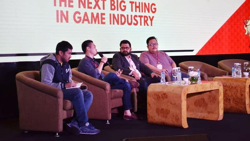 Mau Belajar Bikin Game dari Para Pakar Industri Game Nasional dan Internasional Gratis?