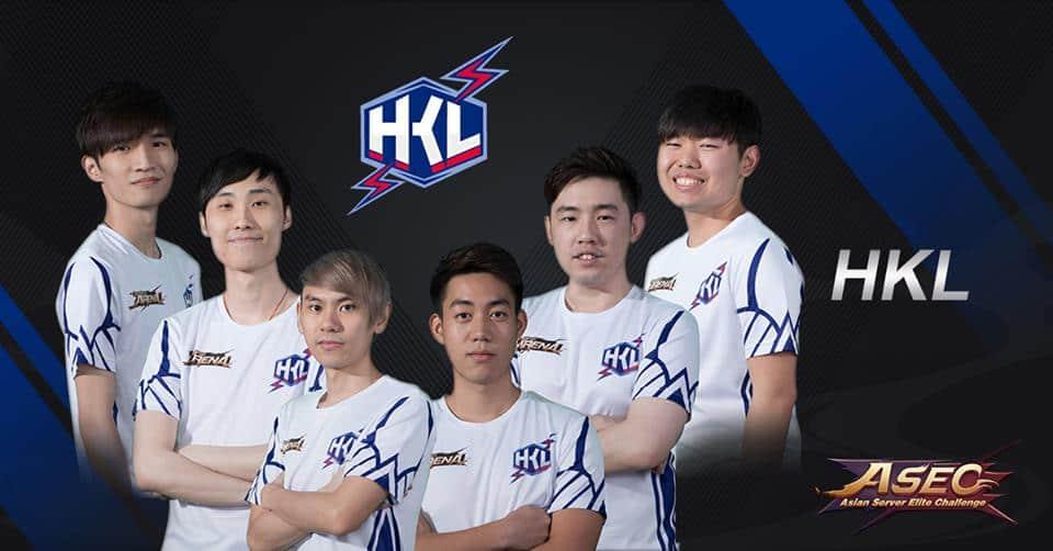 HKL ASEC WINNER