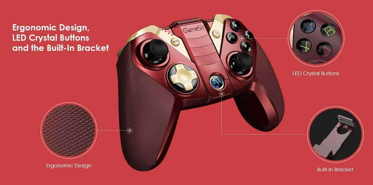 GameSir Kini Menjajal Pasar Gamepad untuk IOS Lewat GameSir M2.