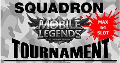 [Turnamen]Squadron Tournament Mobile Legends Season 1