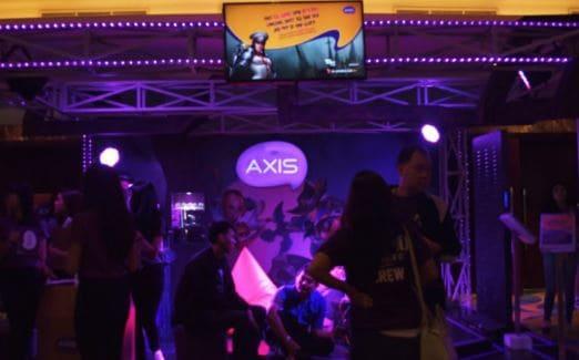 Kompetisi Esports AXIS - ULTIMO HOMBRE Sukses di gelar di Senayan City