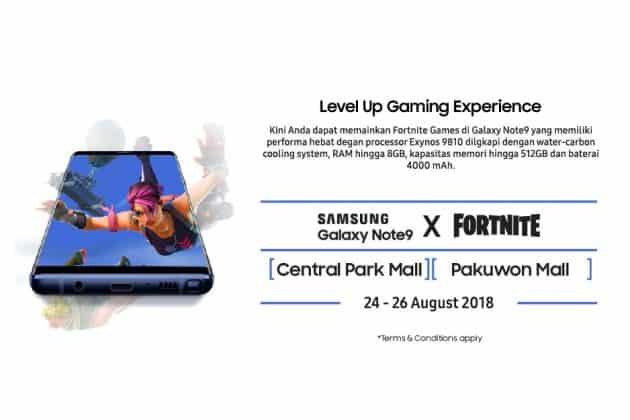 Samsung Fortnite Battle Royale