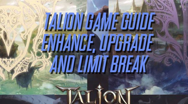 talion-game-guide