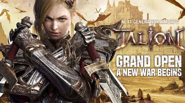 talion Grand open