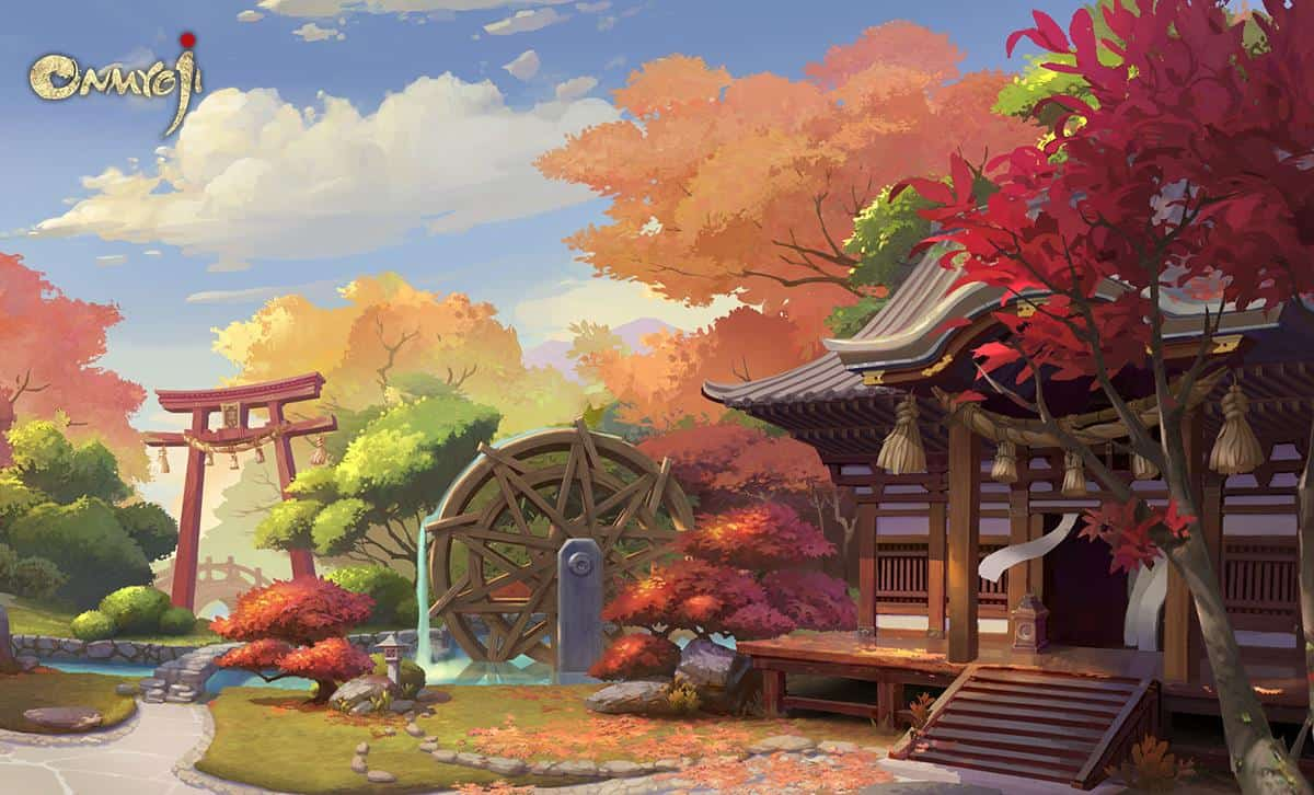 Autumn Fest Omnyoji Memberikan Banyak Hadiah!