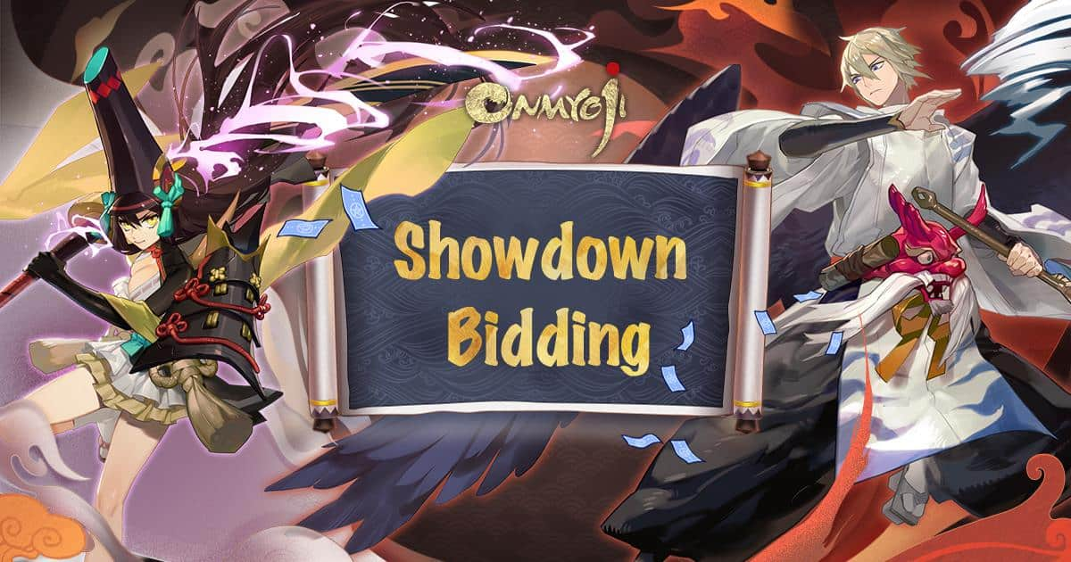 Showdown Bidding, Fortune Temple, dan Theme Song Onmyoji Bisa Kalian Nikmati!