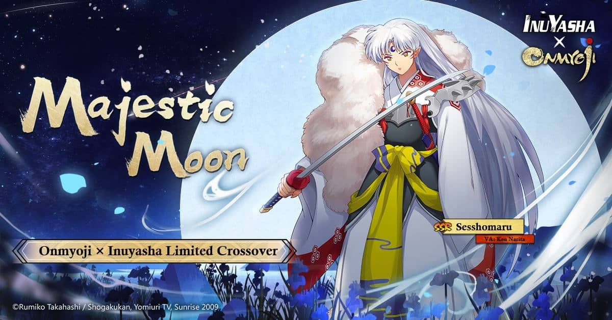 Tutorial Build-up Sesshoumaru Onmyoji, Siluman Terkenal dari Seri Inuyasha!