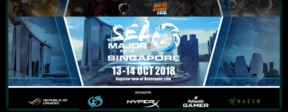 sea major 2018