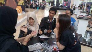 Kunjungan Komunitas Bambu Tuli Bekasi ke GCA Global Game Expo II - Industri Game tanpa Batas