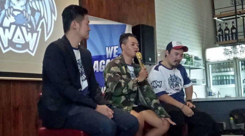 Reza 'Arap' Oktovian Meramaikan Jagad Esports Indonesia dengan WAW