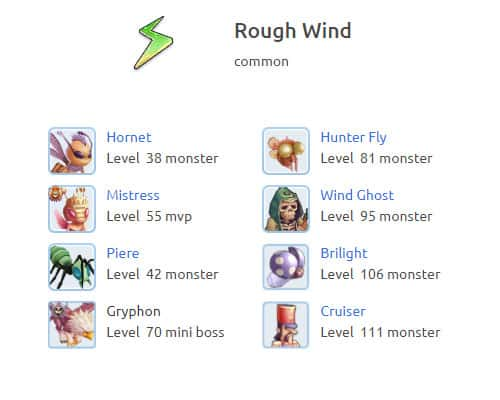 rough-wind Ragnarok M Eternal Love