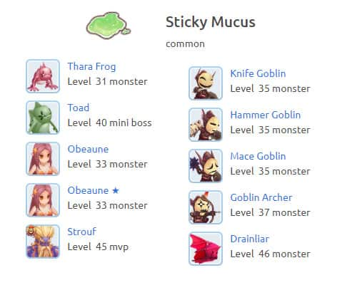 sticky-muckus Ragnarok M Eternal Love