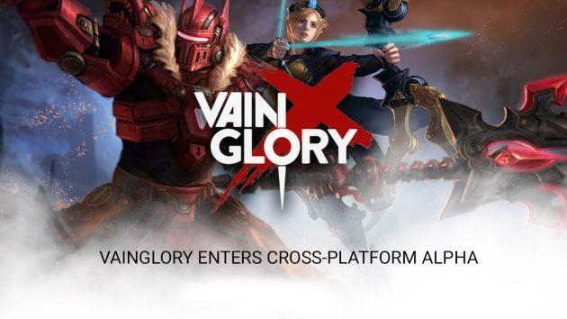 Vainglory Cross Platform