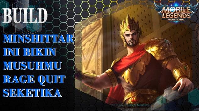 Build Misitthar Mobile Legends