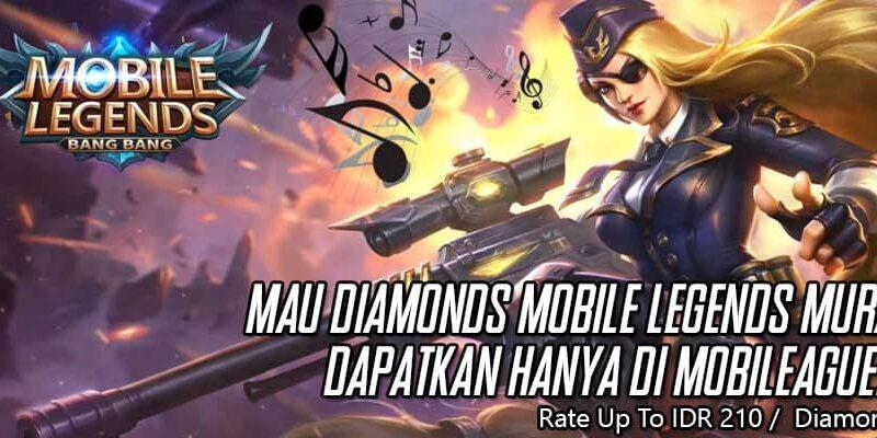 Diamond Mobile Legends Murah