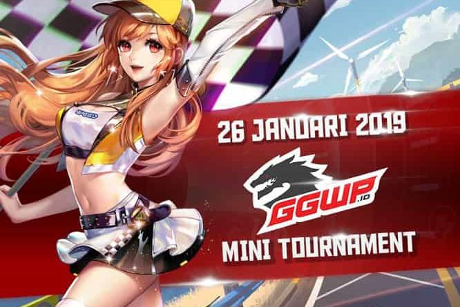 Mini Turnamen GGWP.ID Garena Speed Drifters