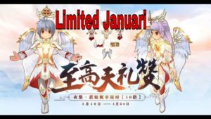 Januari Limited Fashion Akan Hadir di Ragnarok M Eternal Love