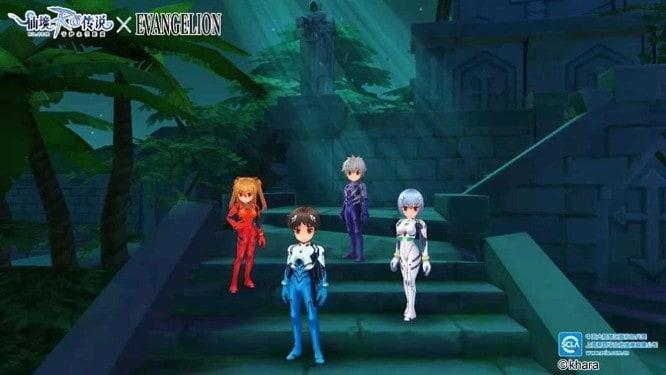 Bocor Kolaborasi Ragnarok M Eternal Love Dengan Evangelion