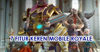 Fitur Mobile Royale