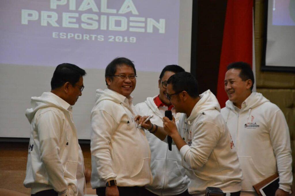 Piala Presiden Cabang e-Sports 2019: Melawan Stigma dengan Prestasi