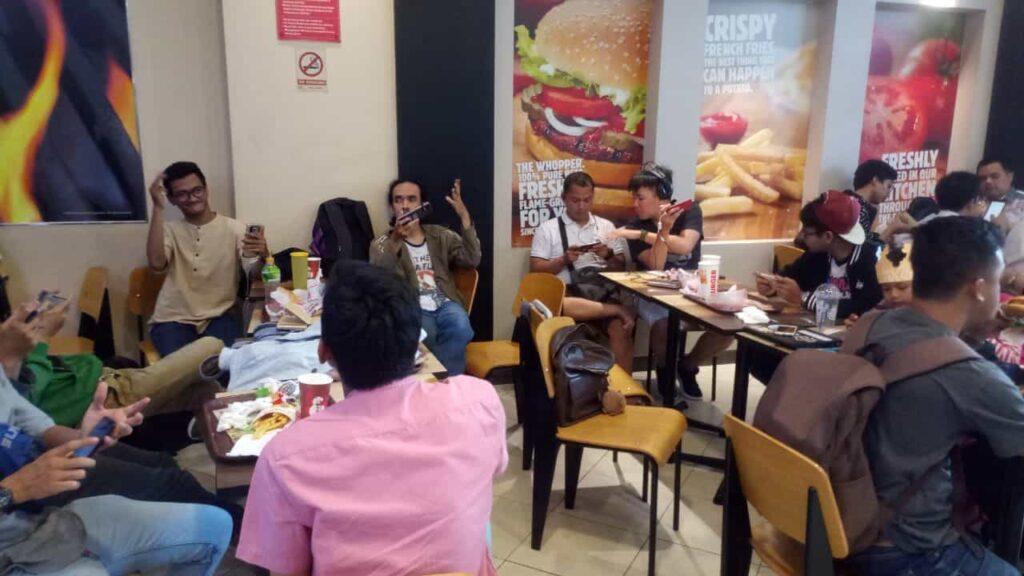 Gathering Komunitas PUBGM TULI INDONESIA Ciptakan Aksesibilitas di Dunia eSports