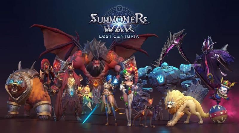 Summoners War: Lost Centuria