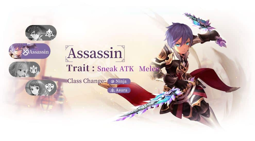 Panduan Assassin laplace M