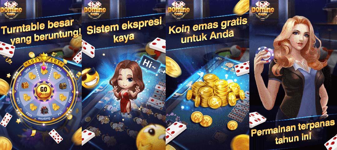 PRgame Rilis Domino Gaple, Game Mudah dengan banyak Koin ...