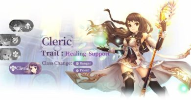 cleric laplace M