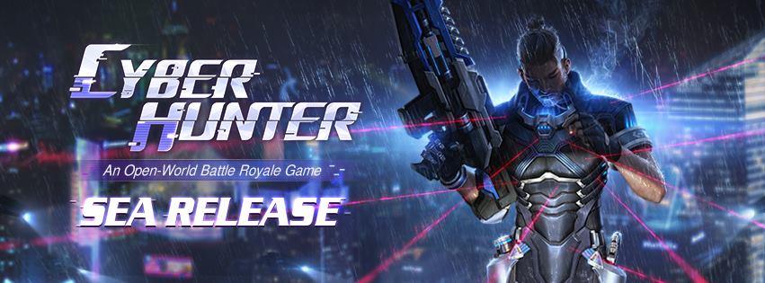 Cyber Hunter rekrut Youtuber