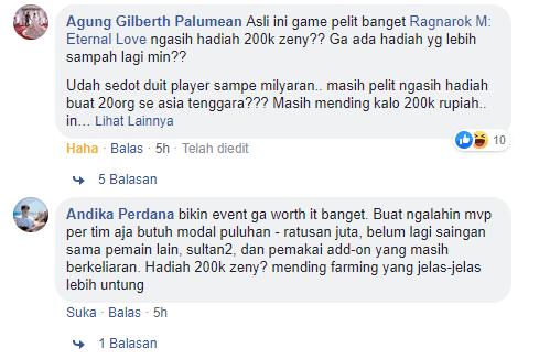 Untung Milyaran Rupiah dari Gacha dan Lelang, Ragnarok M Gelar Event berhadiah 200.000 zeny