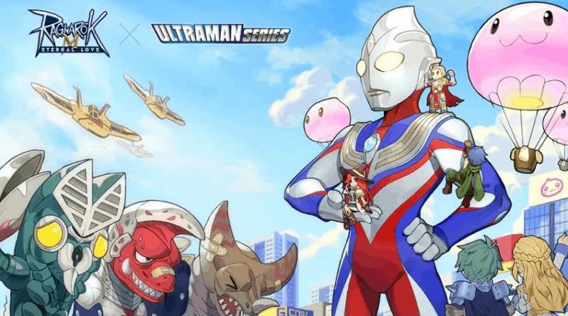Event Crossover Ragnarok M X Ultraman