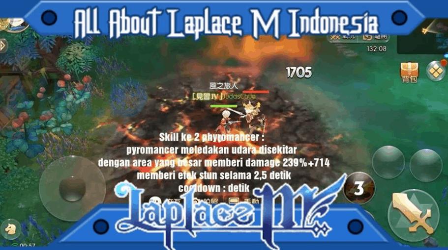 Panduan Pyromancer Laplace M