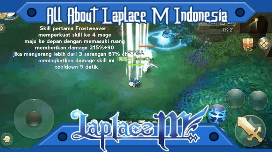 Panduan Frostweaver Laplace M
