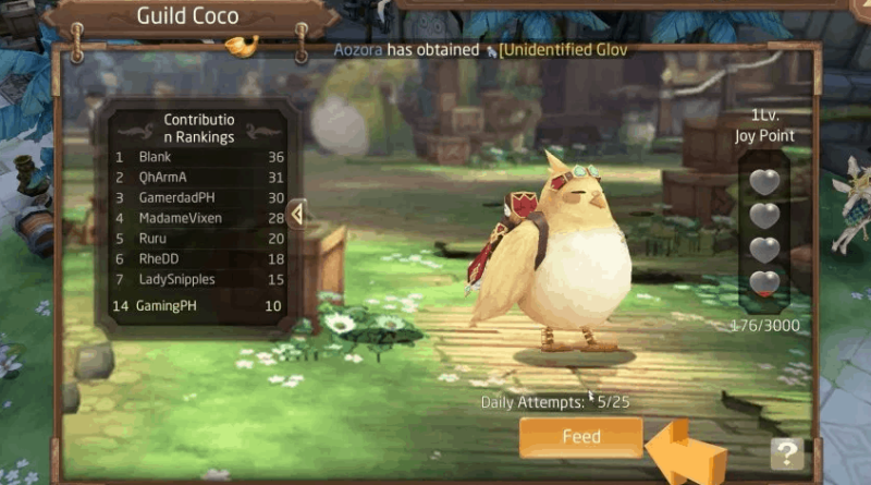 Feed Coco Laplace M