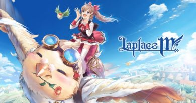 Tips Leveling Laplace M