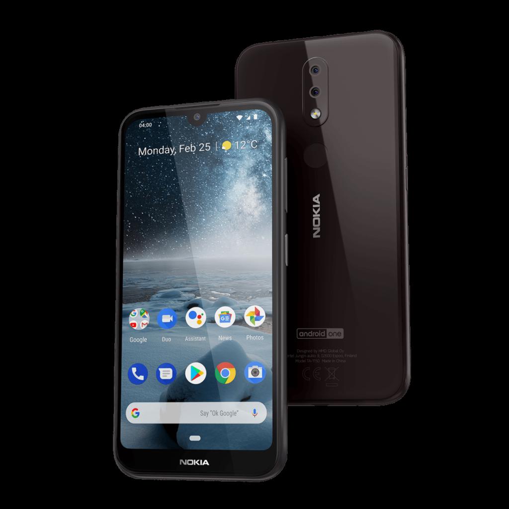 HMD Global, Home Of Nokia Phones Umumkan Kehadiran Nokia 4.2 di Pasar Indonesia.