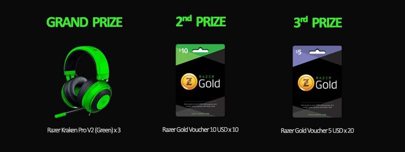 Razer Gold PUBG Mobile Season 7