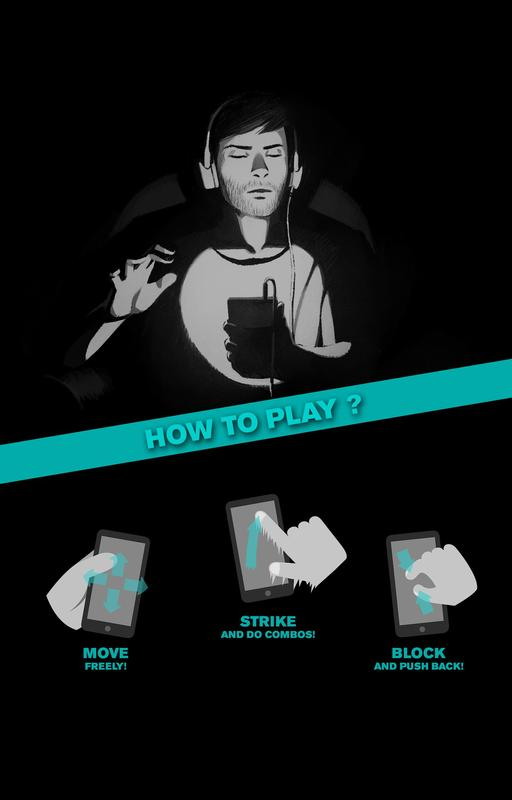 Review Mobile Games untuk Tunanetra: BLIND LEGEND