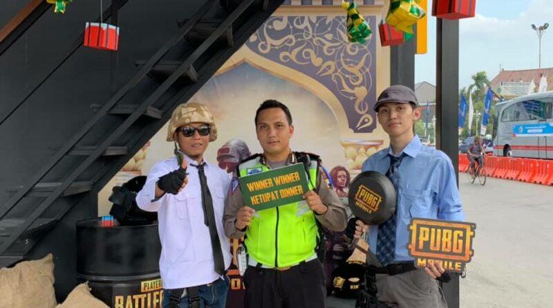 Mudik Lebaran 2019 Semakin meriah Bareng Posko PUBG Mobile