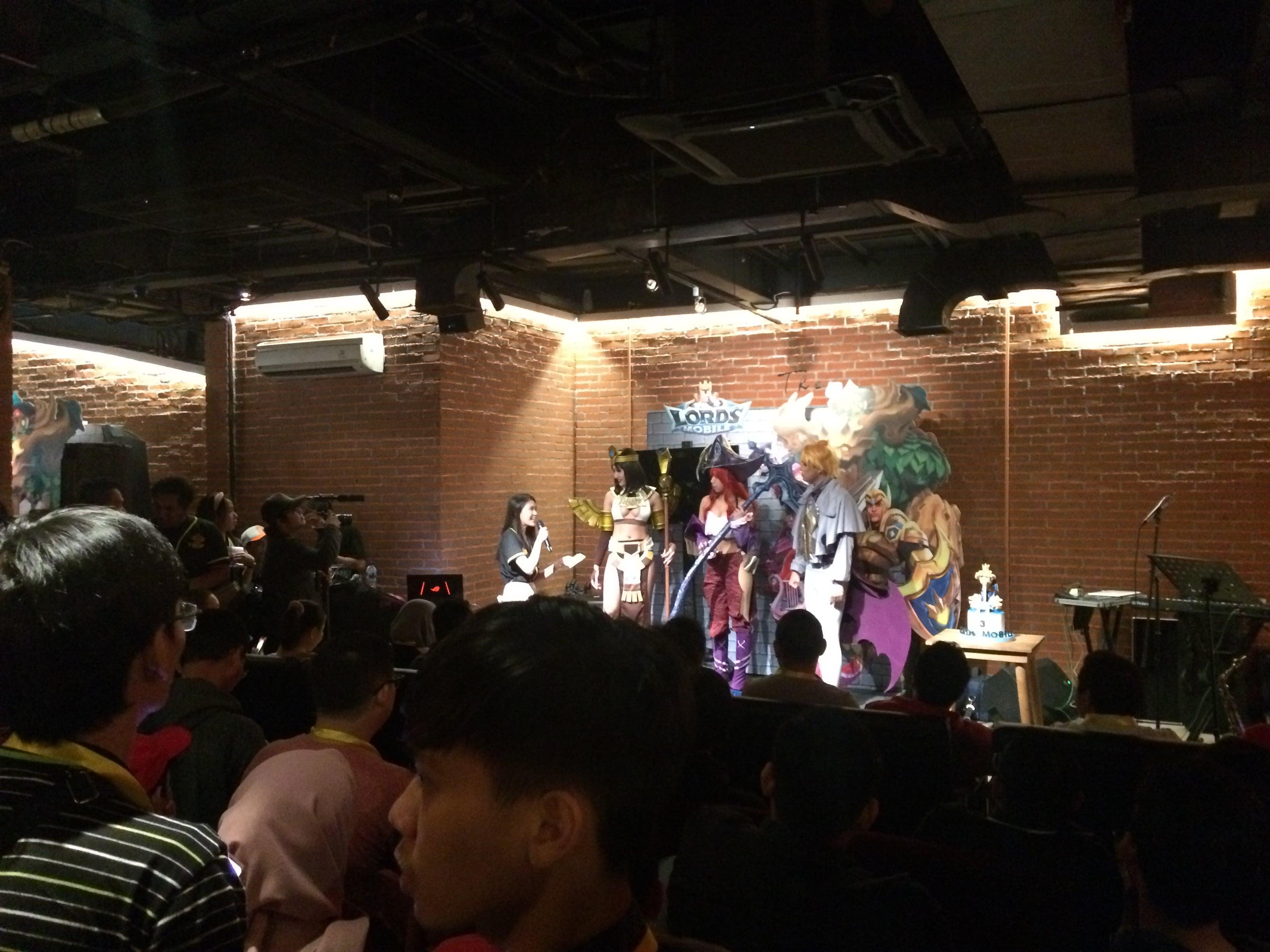 Lords Fest 2019, Sukses digelar di Jakarta! Mentul Abis! Ada Lola Zieta
