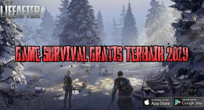 Daftar Game Survival Gratis Terbaik Android 2019