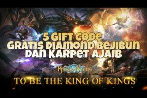 King of Kings MMORPG Terbaru Android 2019 Gift Code Gratis